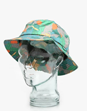 LRG Shell Leaf Bucket Hat - Shell Leaf Camo