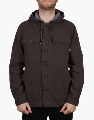 Vans Lismore Jacket - New Charcoal Chambray