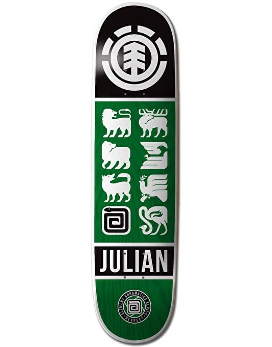 Element Julian Ascend Featherlight Pro Deck - 8.375""