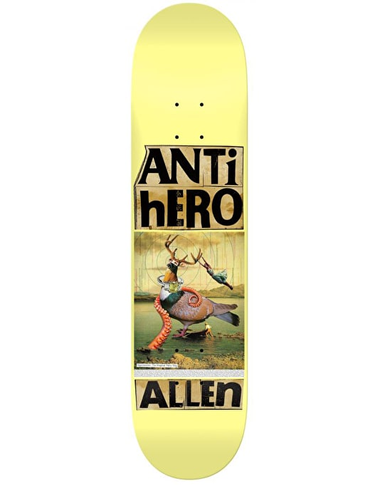 Anti Hero Allen Carnival Pro Deck - 8.06""
