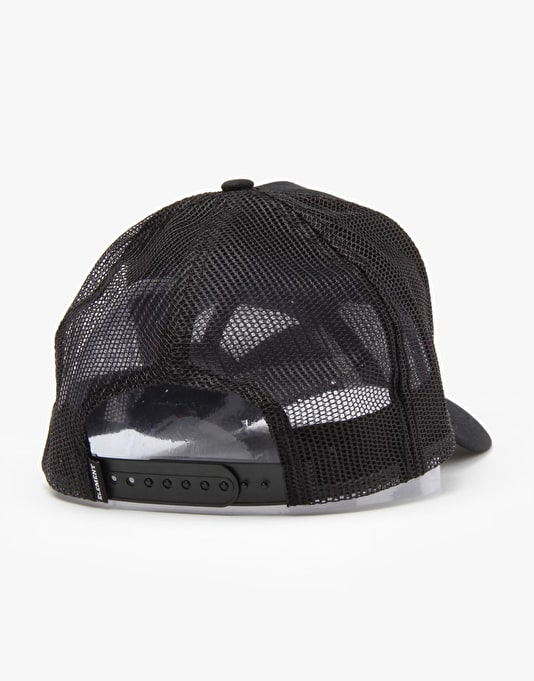 Element Brady Trucker Cap - Black