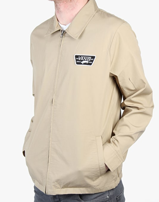 Vans Station II Jacket - Khaki