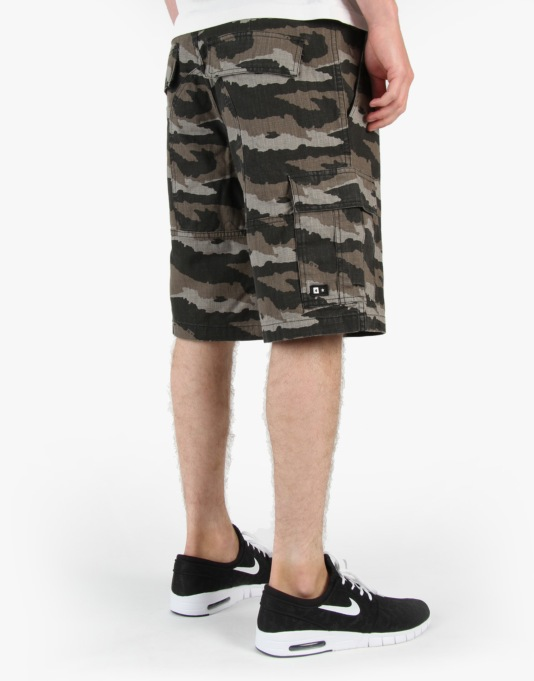 Fourstar West Shorts - Black