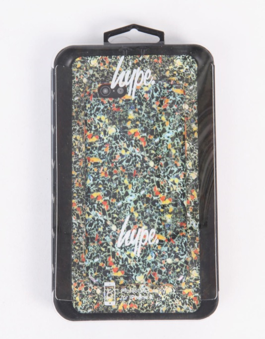 Hype iPhone 6 Phone Case - Mad Marble