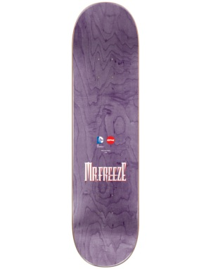 Almost x DC Comics Willow Mr. Freeze V2 Pro Deck - 7.75