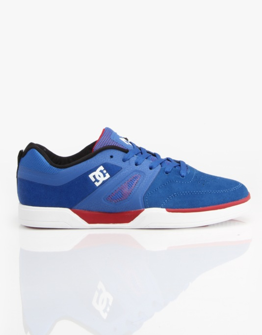 DC Matt Miller Skate Shoes - Bright Blue