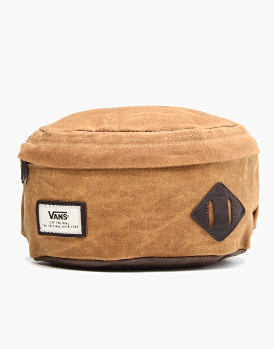 Vans Aliso Hip Pack Bum Bag - Waxed