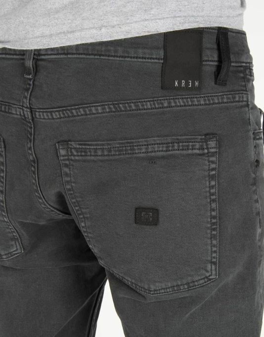 Kr3w K Skinny Denim - Carbon ODA