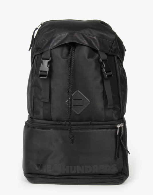The Hundreds Steven Backpack - Black