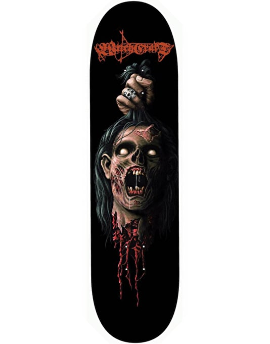 Witchcraft Traitor Team Deck - 8.6""