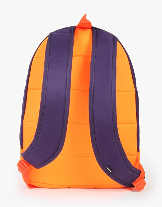 Nike SB Piedmont Backpack - Ink/Team Orange/Total Orange