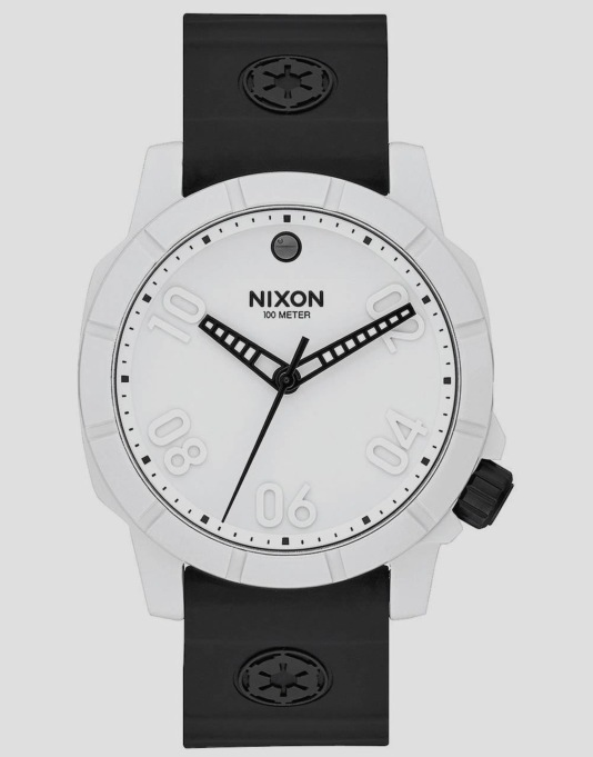 Nixon x Star Wars Ranger 40 Watch - Stormtrooper White