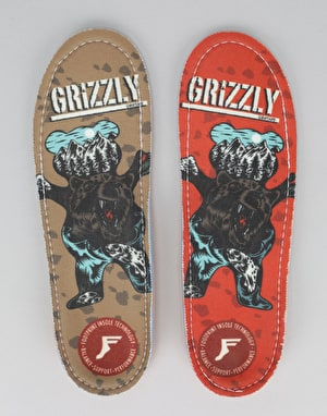 Footprint Grizzly 5mm Kingfoam Orthotic Insoles