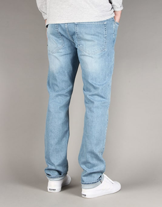 WeSC Eddy Denim Jeans - Sea Salt