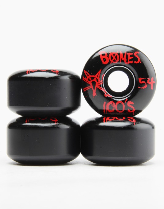 Bones OG 100s V4 Team Wheel - 54mm