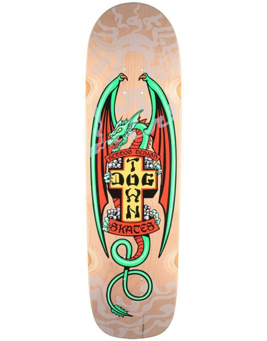 Dogtown Red Dog Pool Team Deck - 9""