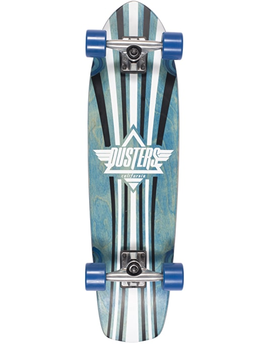 "Dusters x Kryptonics Keen Cruiser - 8.25"" x 31"""
