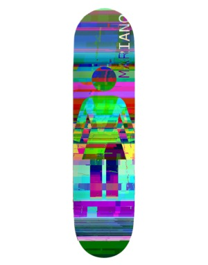 Girl Mariano Glitch Mode Pro Deck - 8.125
