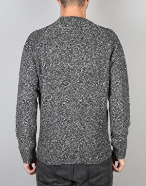 Bellfield Caister Knit - Charcoal
