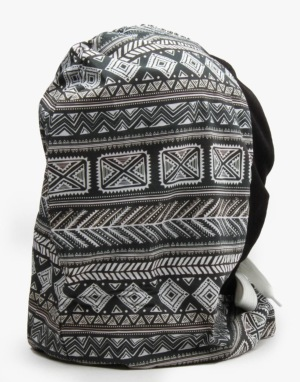Brethren Apparel The Indigenous Thug Rug - Grey/Black