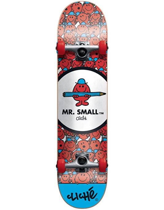 Cliché x Mr. Men Mr. Small Complete - 7.5""