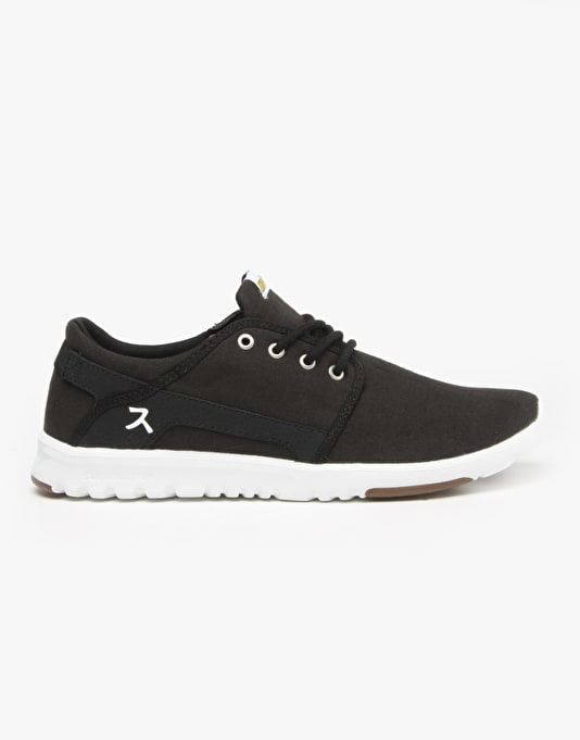 Etnies x Hook Ups Scout Shoes - Black