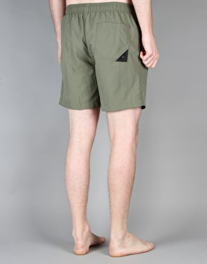 Globe Dana IV Pool Shorts - Army