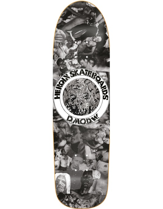 Heroin Deer Man of Dark Woods Collage Pro Deck - 9.5""