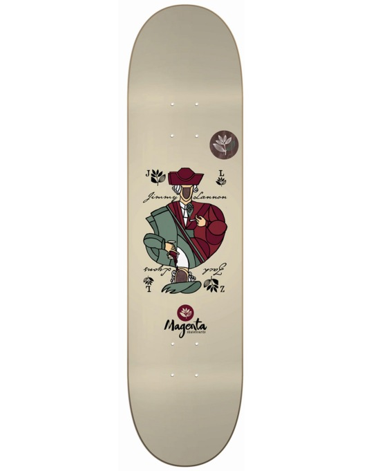 Magenta Lyons & Lannon Cards Pro Deck - 8.125""