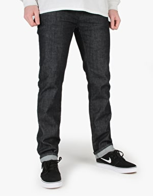 Volcom Chilli Chocker Denim Jeans - Black