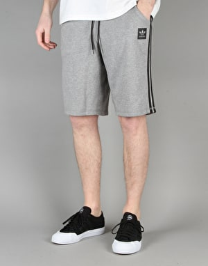 Adidas Clima Knit Shorts - Core Heather
