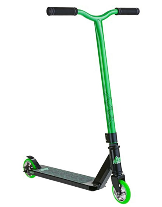 Grit Extremist 2016 Scooter - Black/Green