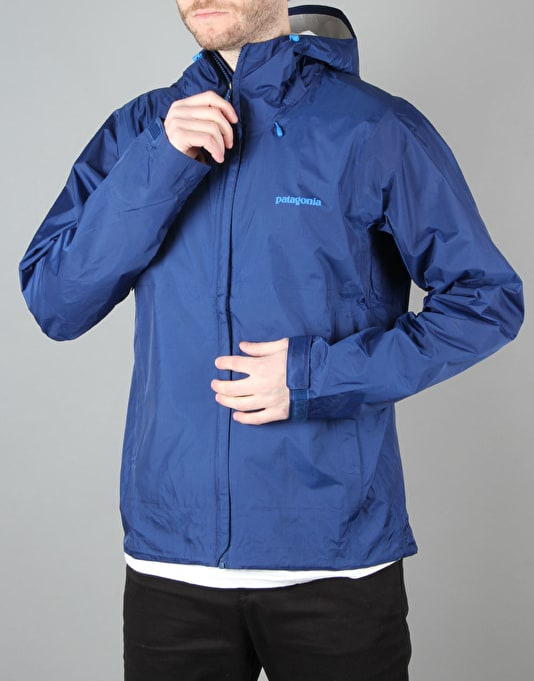 Patagonia Torrentshell Jacket - Channel Blue