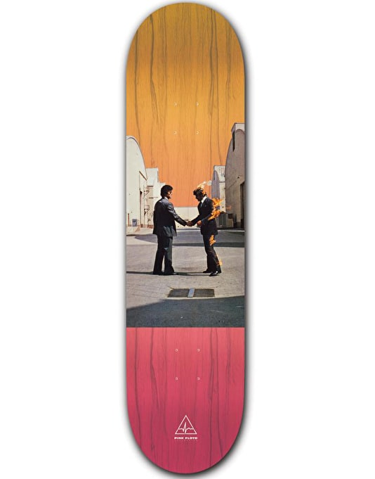 Habitat x Pink Floyd Wish You Were Here Team Deck - 8.25""