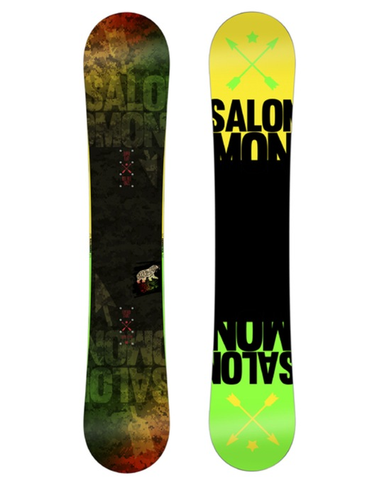 Salomon Pulse 2016 Snowboard - 160