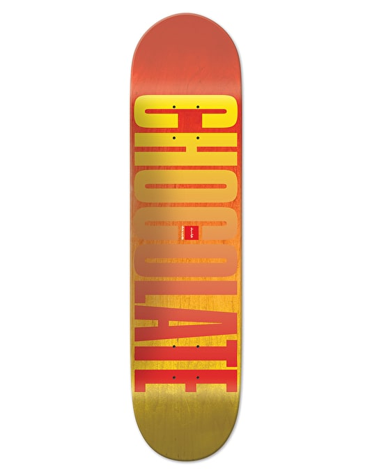 Chocolate Roberts League Fade Pro Deck - 7.75""