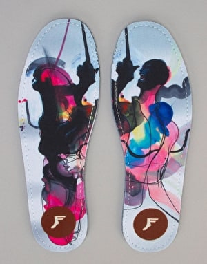 Footprint Barras 5mm Flat Insoles