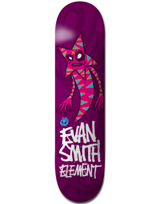 Element x Fos Evan Sprites Featherlight Pro Deck - 8.25""