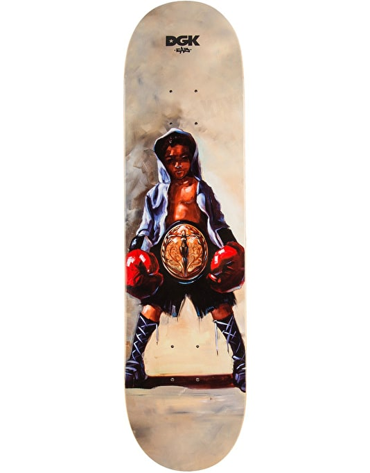 DGK Champ Team Deck - 8.06""