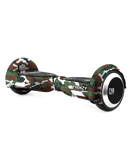 Frenzy Balance Board Scooter - Camo