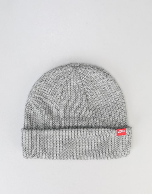 Vans Core Basic Beanie - Heather Grey
