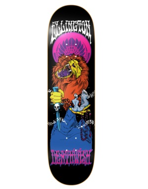 Deathwish Ellington Blacklight Pro Deck - 8.125