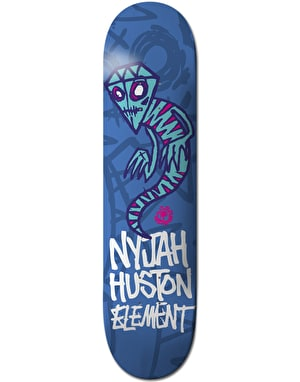 Element x Fos Nyjah Sprites Twig Pro Deck - 7.625