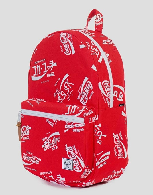Herschel Supply Co. Coca Cola Collection Lawson Backpack - Red
