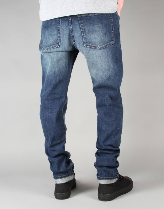 Cheap Monday Sonic Slim Jeans - Sonic Mood