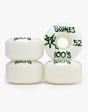 Bones OG 100s V1 Team Wheel - 52mm