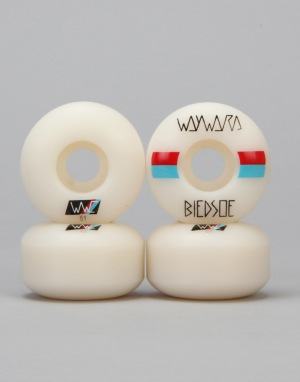 Wayward Bledsoe Race Stripes 100a Slim Pro Wheel - 51mm