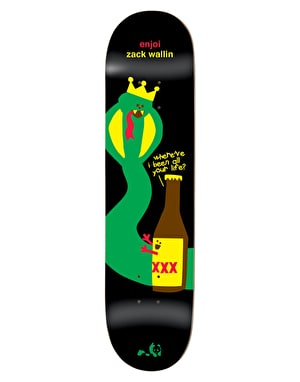 Enjoi Wallin King Cobra Impact Light Pro Deck - 8.25