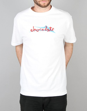 Lakai x Chocolate Choco T-Shirt - White