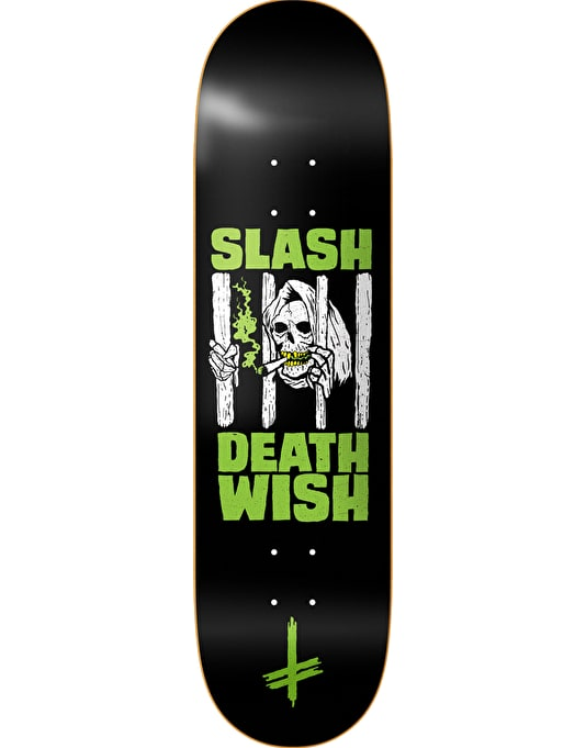 Deathwish Slash Pro Model Pro Deck - 8.25""
